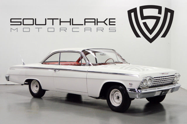 1962 Chevrolet Bel Air/150/210 Sport Coupe Bubbletop 409