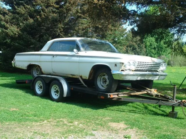 Chevrolet Impala Project Car For Sale