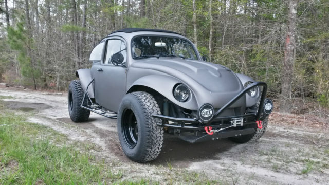 63 Baja Quot Bad Bug Quot Ragtop 2180cc Off Road Type 2 Trans