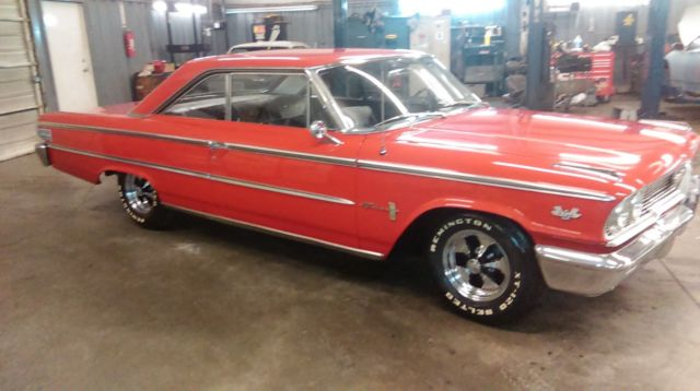 1963 Ford Galaxie galaxie 500