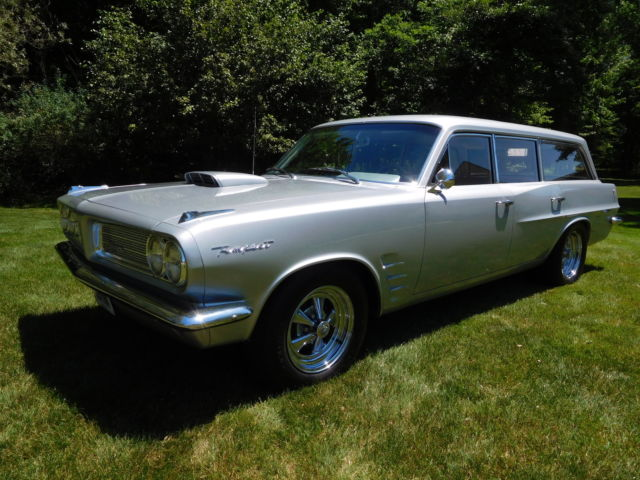 1963 Pontiac Tempest Wagon Super Clean V8 Manual