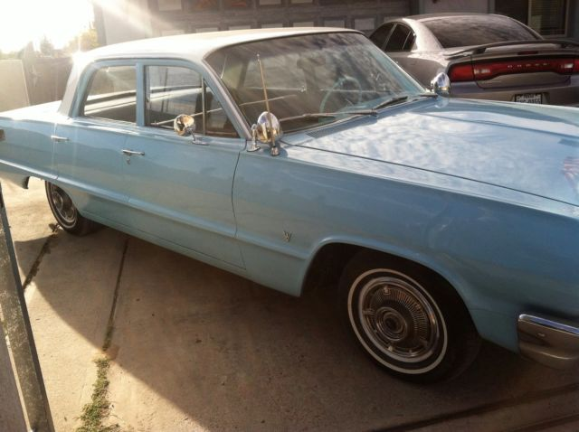 1964 Chevrolet Bel Air/150/210 4 door