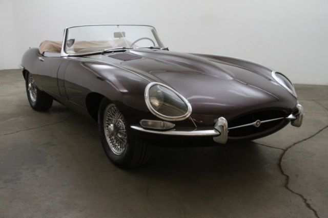 1964 Jaguar XK Roadster