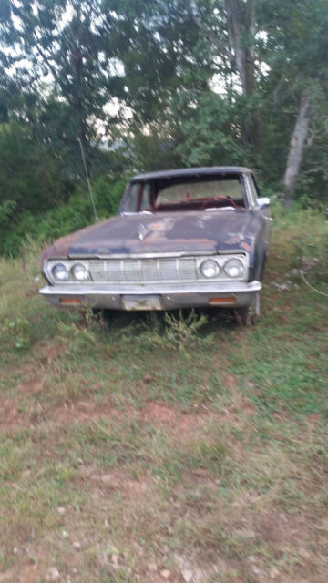 1964 Plymouth Fury savoy