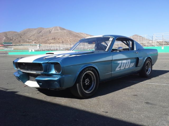 65 Ford Mustang >> 65 Ford Mustang Race Car For Sale Photos Technical Specifications
