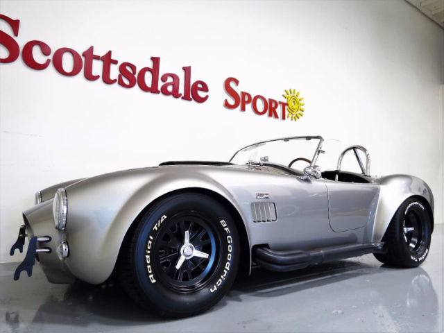 3k In Miles >> 65 Superformance Mkiii 3k Miles Shelby 427sr Full Polish Titled