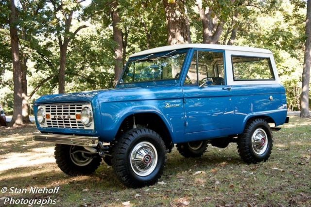 66 77 early ford bronco for sale photos technical specifications 66 77