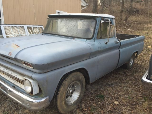 66 Chevy C10 Resto Truck For Sale Photos Technical