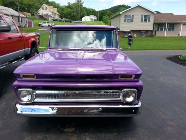 1966 Chevrolet C-10 short bed
