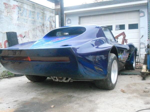 Mako Shark Corvette Price