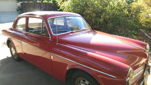 1966 Volvo Other 122s Amazon