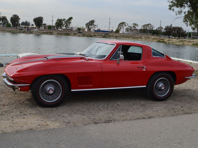 1967 Chevrolet Corvette 400hp A/C