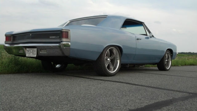 67 Chevelle Restomod for sale: photos, technical