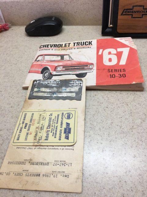 67 Chevrolet \