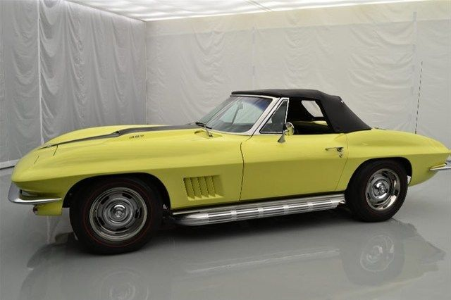1967 Chevrolet Corvette Stingray BIG BLOCK 427ci/435hp