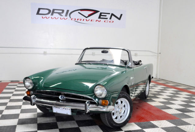 1967 Other Makes Sunbeam Alpine