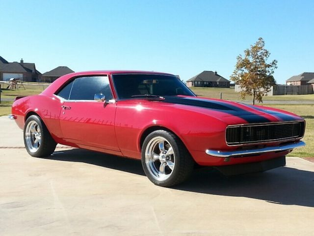 68 Camaro Pro Touring Resto Mod For Sale Photos