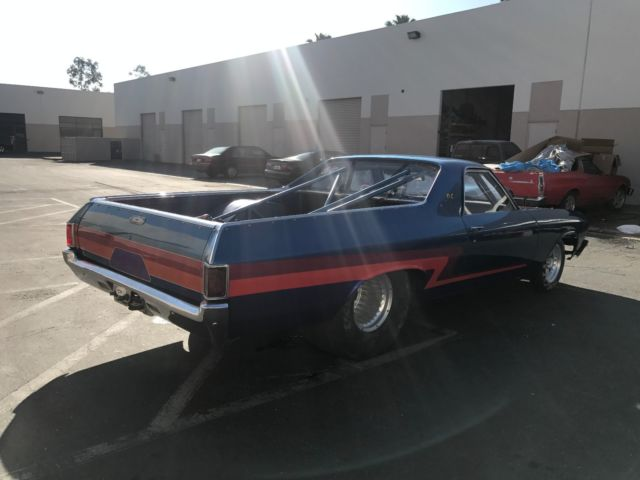 68 el camino tube pro chassis alston drag old super gas car