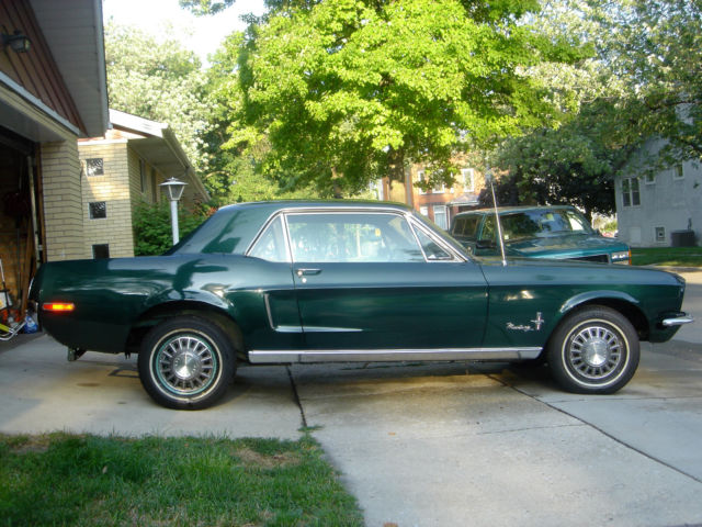 19680000 Ford Mustang