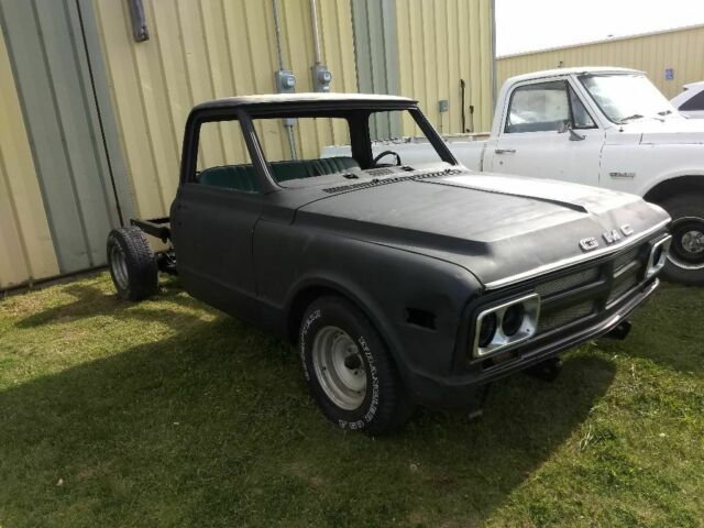1968 Black Chevrolet C-10 Cab & Chassis with Black interior