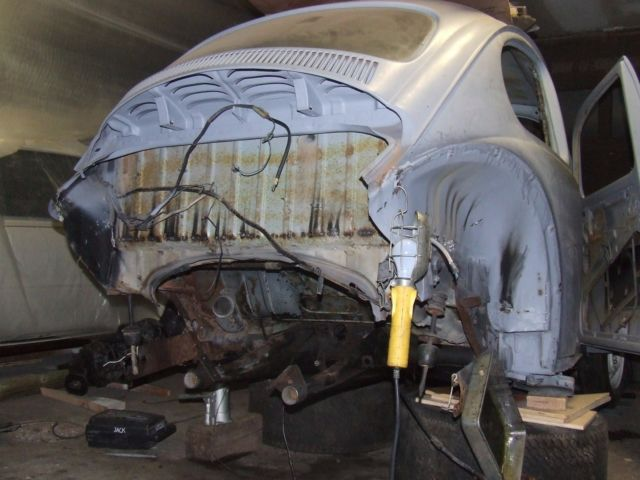 68 VW Baja Beetle Full Restoration Dune Buggy for sale: photos