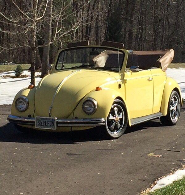 volkswagen beetle yellow convertible. Black Bedroom Furniture Sets. Home Design Ideas