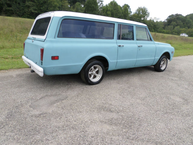 1971 Chevrolet Suburban SELLING AT $1.00 AND NO RESERVE HIGH BID WINS
