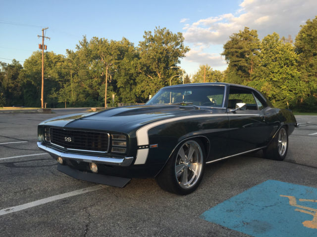 69 CAMARO RS/SS PRO TOURING RESTO MOD RS SS HOT ROD MUSCLE ...