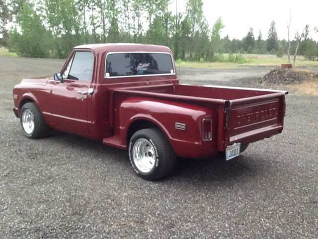 1969 Chevrolet C/K Pickup 1500 C 10 short box step side