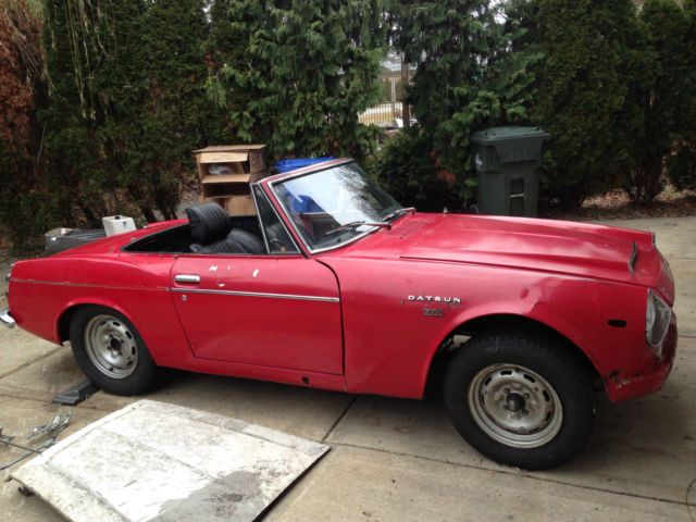 1969 Datsun Other 2000 roadster