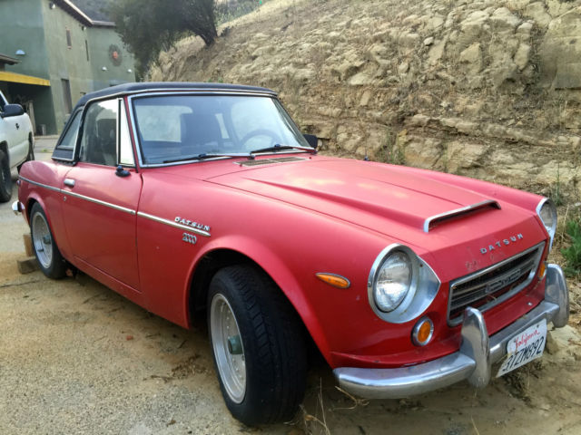 1969 Datsun Other Japanese import. very rare.