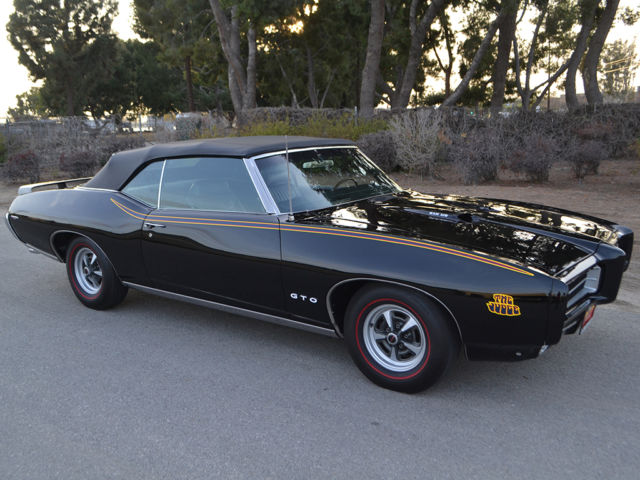 1969 Pontiac GTO Judge Conv.