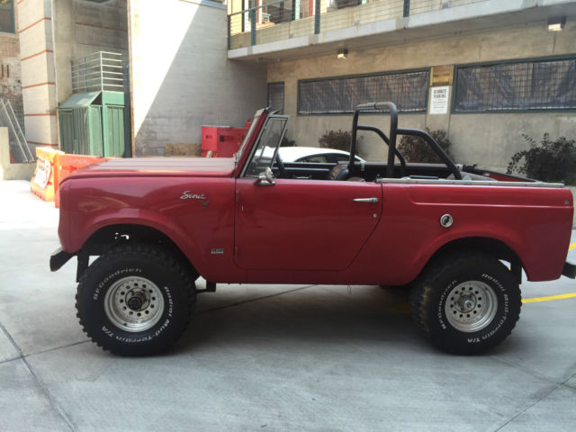 1969 International Harvester Scout Scout 800