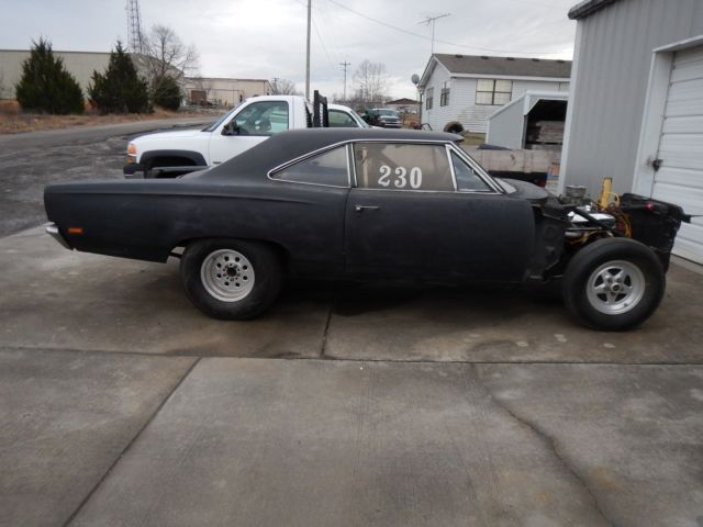 69 Plymouth Road Runner Race Car Pro Street Project Car For Sale