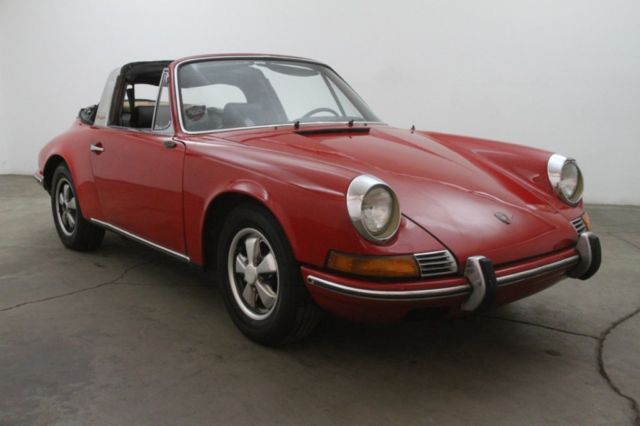 1969 Porsche 912 Soft Window Targa LWB