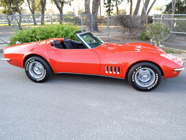 1969 Chevrolet Corvette L46 350hp