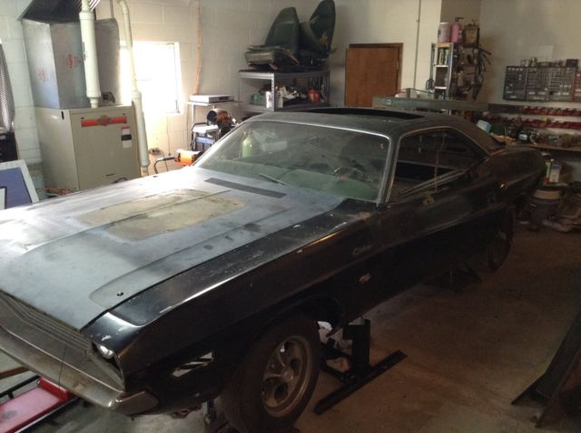 70 440 R T W Factory Sunroof M 51 For Sale Photos
