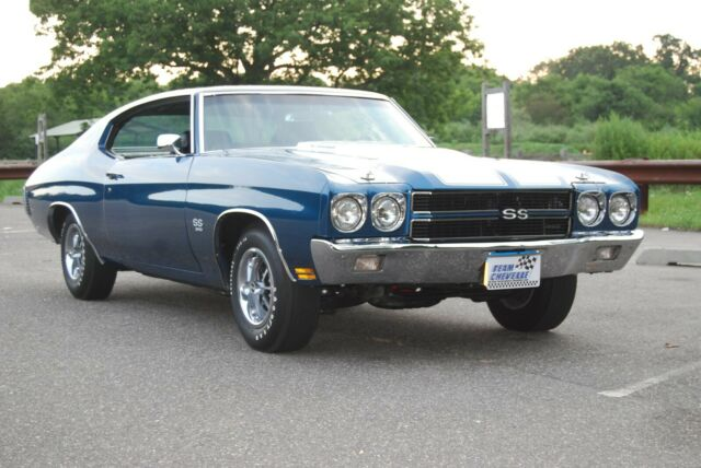 70 Chevelle SS 396 375 L78 for sale: photos, technical