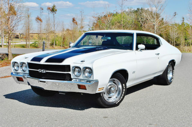 1970 Chevrolet Chevelle SS Tribute Pro Touring 400HP ZZ4 Crate Motor