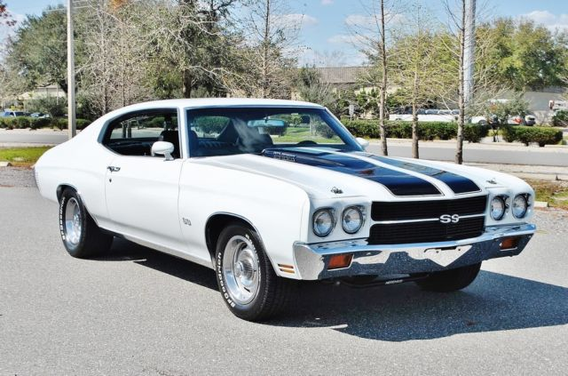 1970 Chevrolet Chevelle SS Pro Touring 400HP Hotchkis Suspension A/C