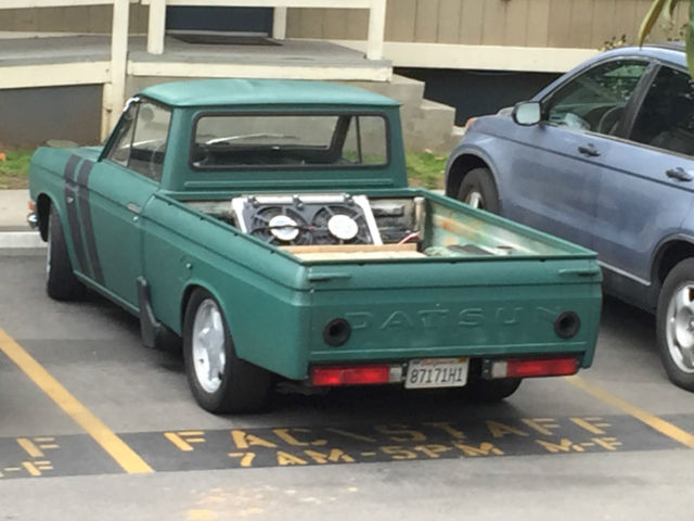 Chevy Build And Price >> 70 Datsun 521 V8 conversion 5.0 HO for sale: photos, technical specifications, description