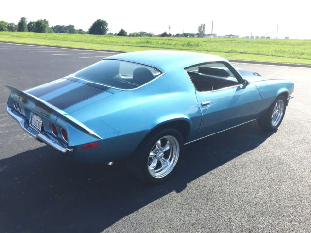 71 CAMARO Z28 TRIBUTE PRO TOURING CUSTOM CLASSIC STREET ROD HOT ROD SHOW CAR for sale: photos ...
