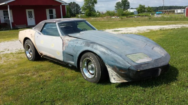 1971 Chevrolet Corvette Sting Ray