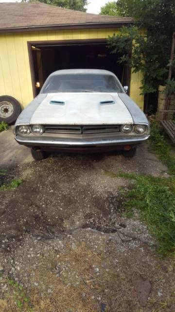 71 Dodge Challenger Rt Plum Crazy Project For Sale Photos