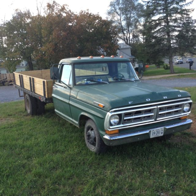 1971 Ford F-350 350
