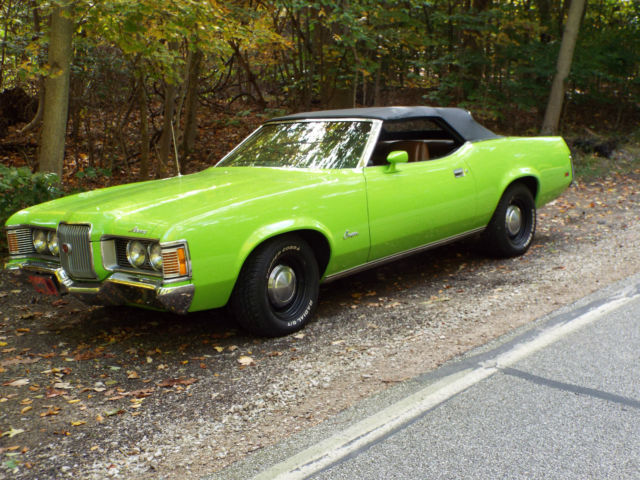 1971 Mercury Cougar XR/7