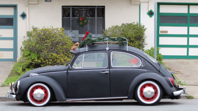 71 Vw Beetle Hotrod Low And Cool