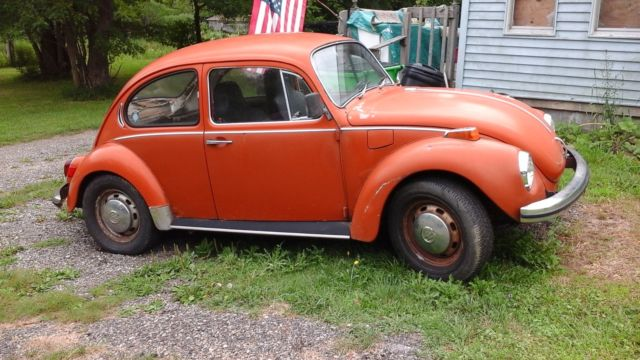 1971 Volkswagen Beetle - Classic Semi Automatic
