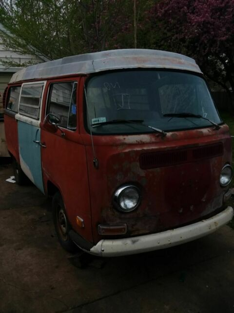 71 vw bus camper for sale: photos, technical specifications