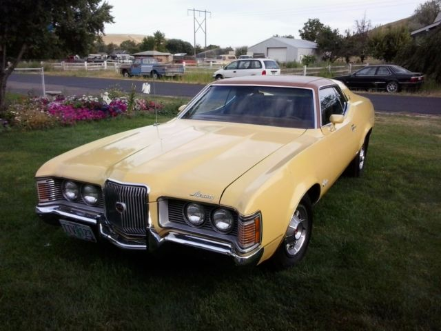 1972 Mercury Cougar XR/7